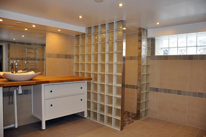 Renovera badrum i källare